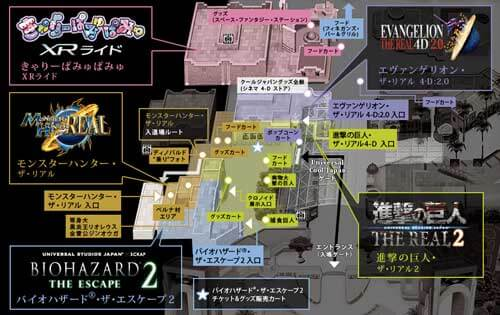 クールジャパンマップ