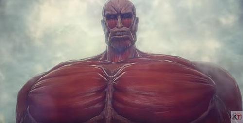 超大型巨人