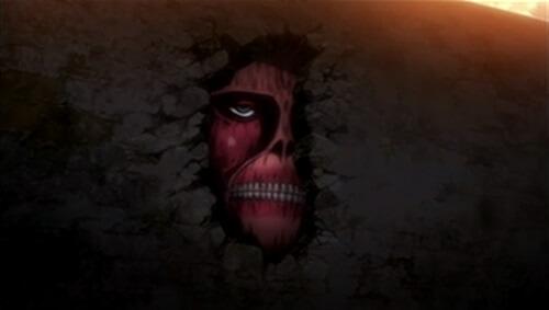 壁の中の巨人