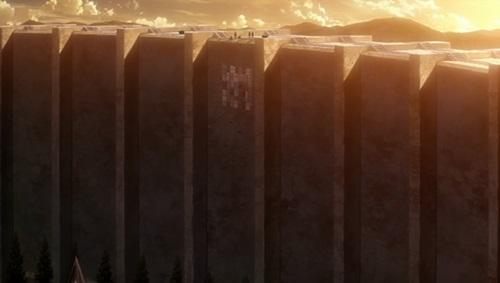 壁って巨人で出来てるの?