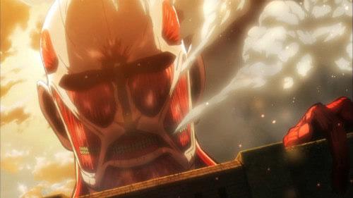 進撃の巨人アニメ1期
