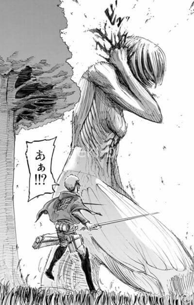 【進撃の巨人】ネタバレ第23話「女型の巨人」<あらすじ感想と ...