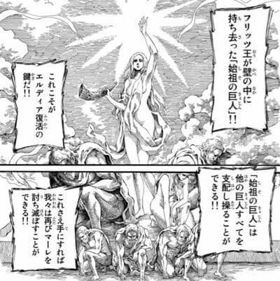 『始祖の巨人』