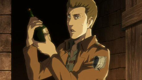 お酒に目がないゲルガー