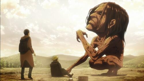 ユミル巨人