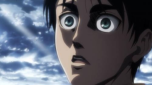 進撃の巨人アニメ31話戦士