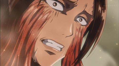 ユミルの表情