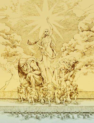 九つの巨人と始祖ユミル