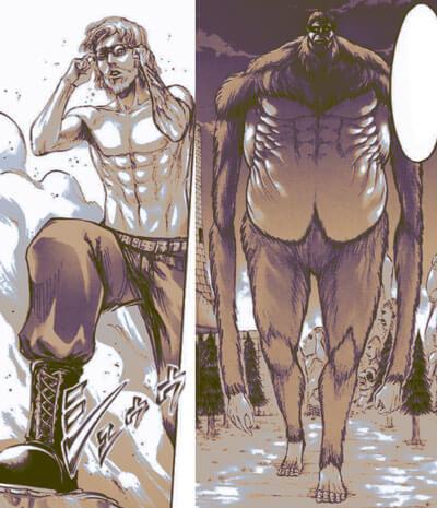 獣の巨人の正体はジーク