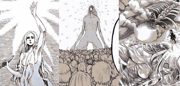 始祖の巨人の継承者