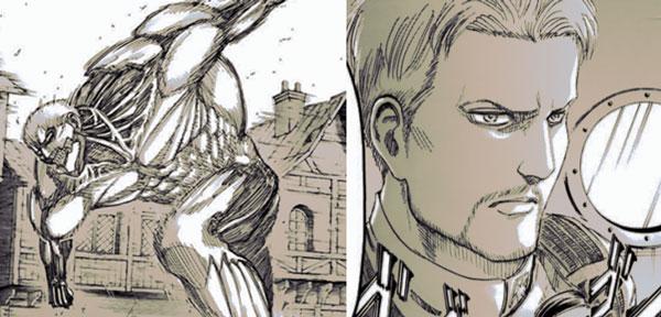 鎧の巨人の継承者