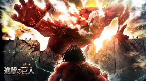 アニメ進撃の巨人の見どころを解説