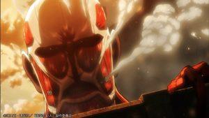 『進撃の巨人』アニメ1期 1話のアイキャッチ