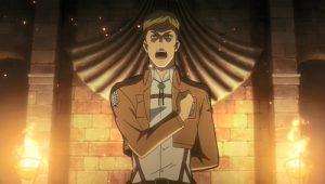 『進撃の巨人』アニメ1期 16話のアイキャッチ
