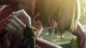 『進撃の巨人』アニメ1期 17話のアイキャッチ