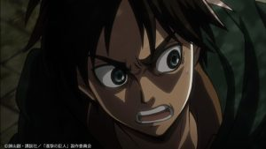 『進撃の巨人』アニメ1期 19話のアイキャッチ
