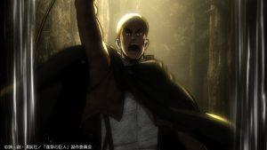 『進撃の巨人』アニメ1期 20話のアイキャッチ