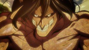 『進撃の巨人』アニメ1期 25話のアイキャッチ