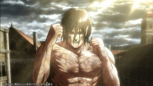 『進撃の巨人』アニメ1期 7話のアイキャッチ