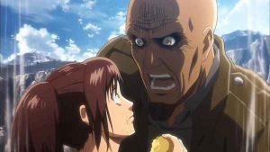 『進撃の巨人』アニメ1期 第3話