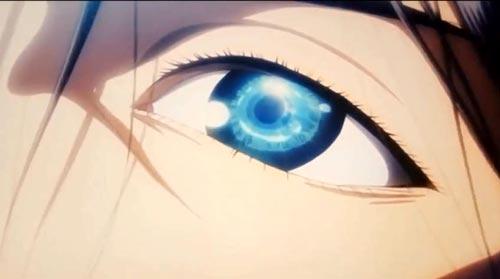 エレンの瞳