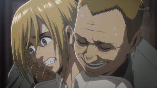 変態ハァハァおじさんとアルミン