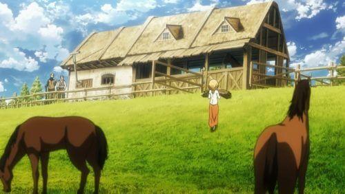 レイス家牧場