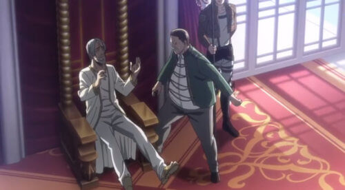 王様を蹴るアウリール