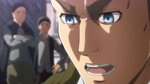 進撃の巨人アニメ40話のあらすじ
