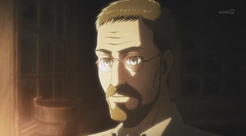 エルヴィンの父