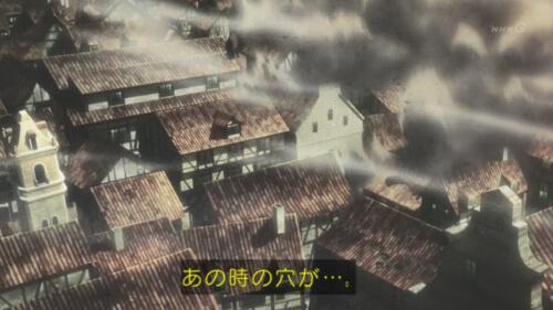 吹き飛ぶ家