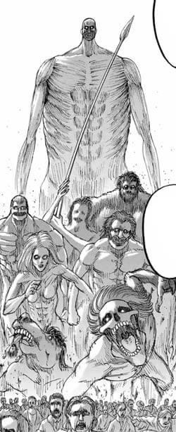 初代九つの巨人たち