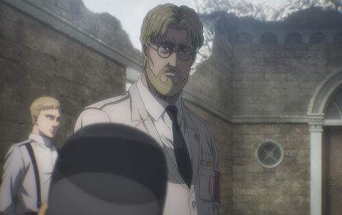 進撃の巨人アニメ61話のあらすじ感想まとめ
